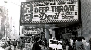 DEEP THROAT. Never saw it. I think it was about a woman with tonsillitis.