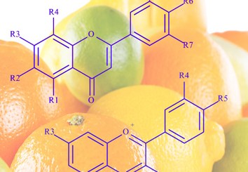 Genetic and tissue diversity of phenolic compounds in Citrus