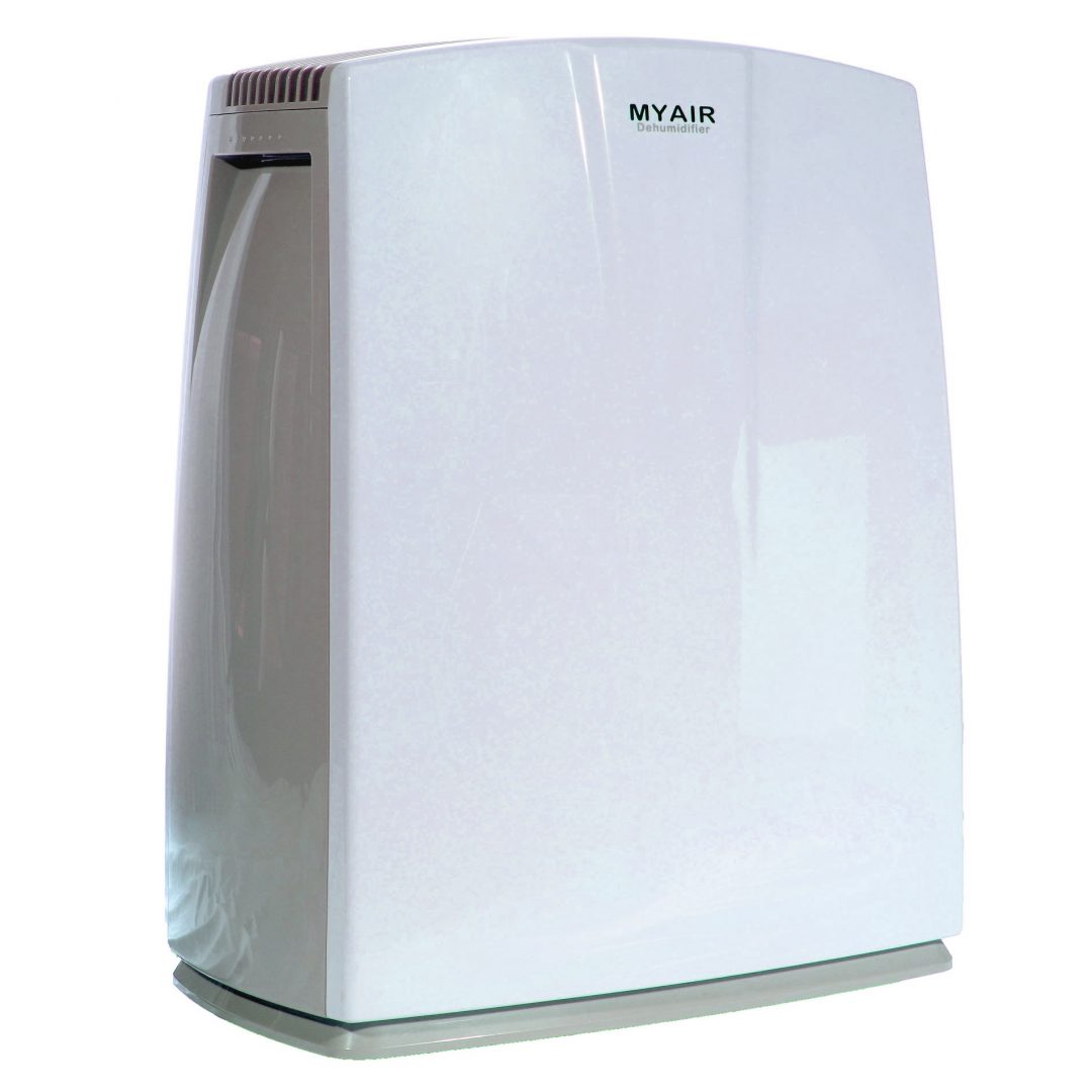 Dehumidifier in White Background