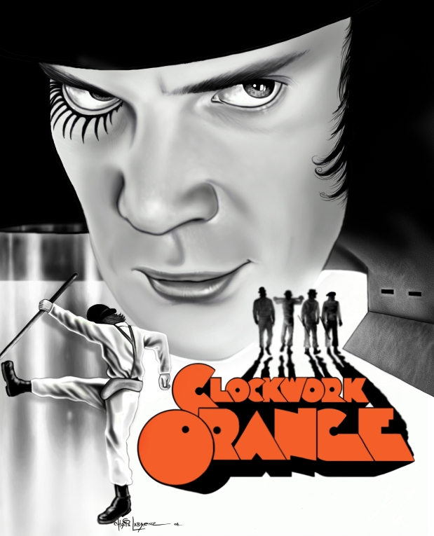A Clockwork Orange - Stanley Kubrick
