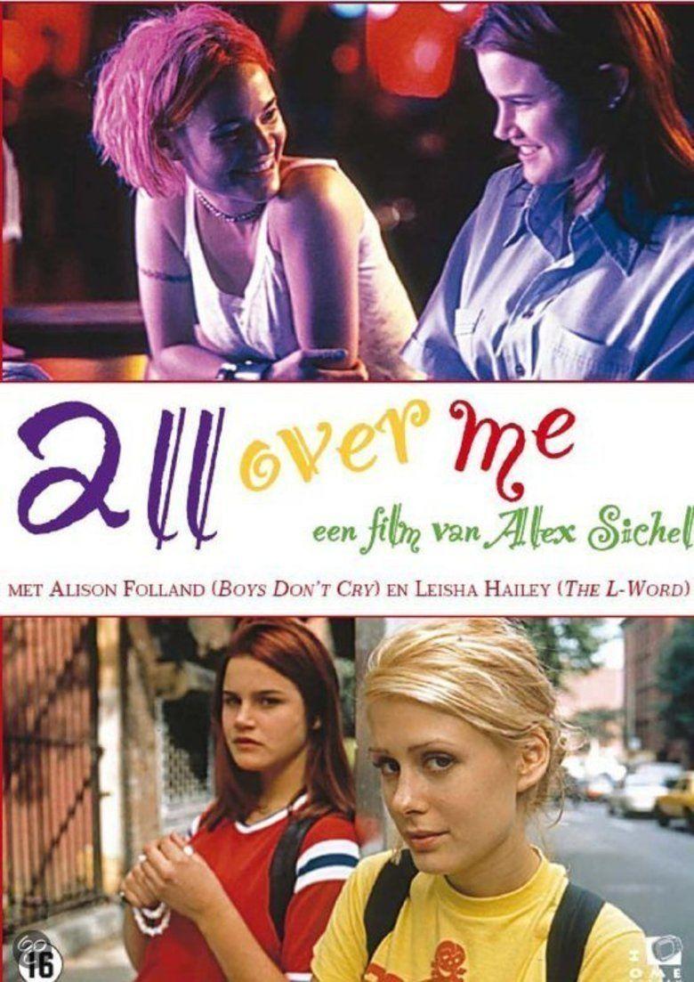 Poster do filme All Over Me