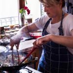 Jasminka Gajski,  Diner at Penthouse