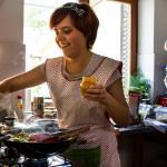 Sonja Gajski, Head Chef