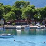 A  view on Zaboric's harbor