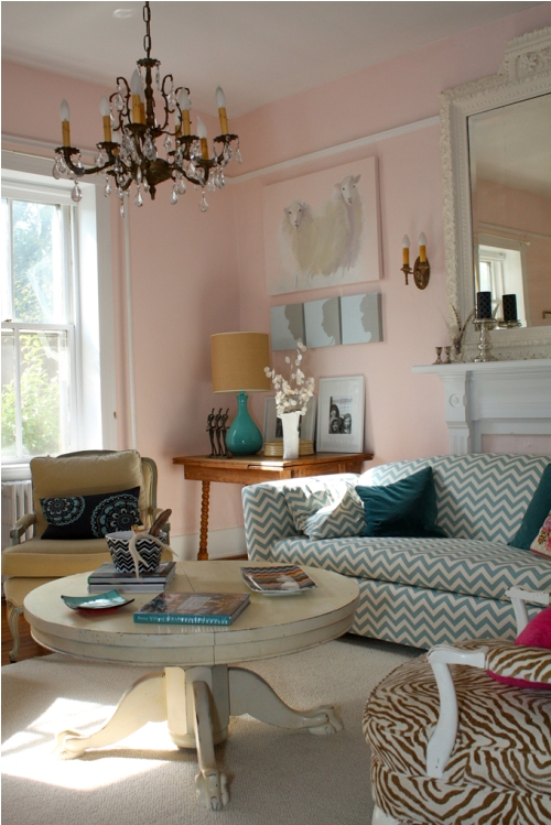 pale pink decor 2