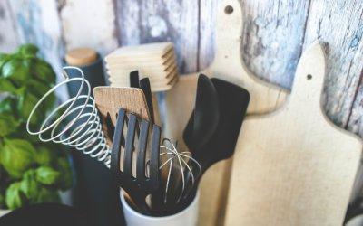 Your First Apartment: 15 Kitchen Essentials