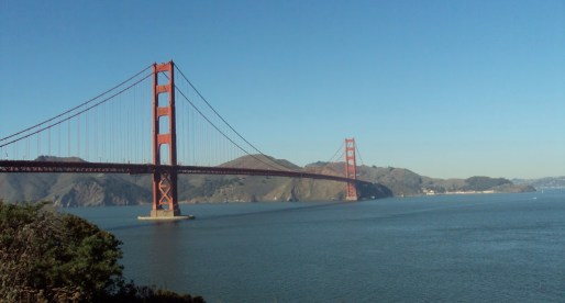 A Golden Gate Bridge Christmas