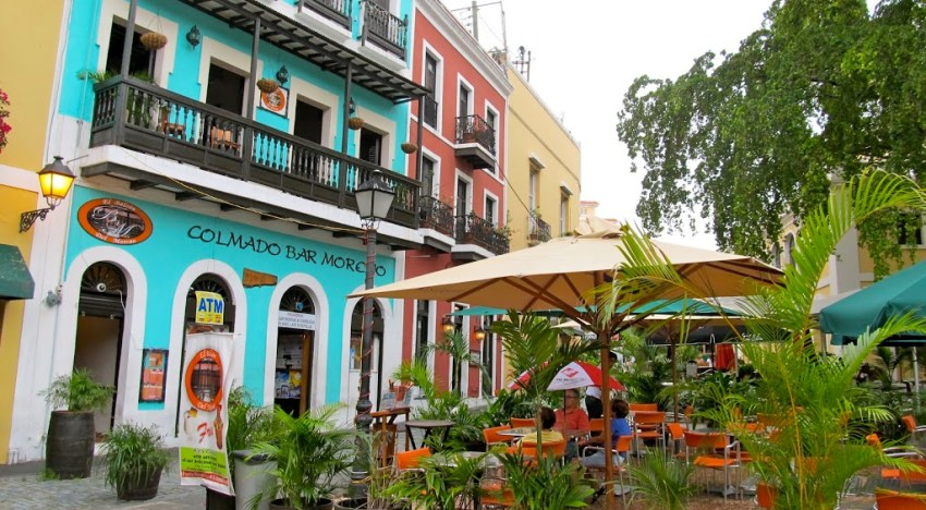 O is for OLD SAN JUAN [puerto rico]: A Colorful Photo Essay