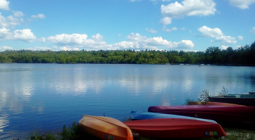 How To Spend A Long Weekend in the Poconos, PA