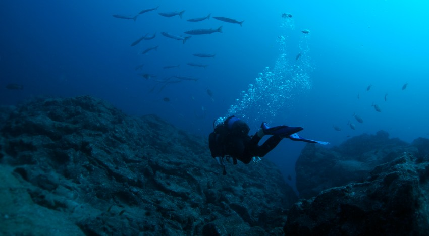 Scuba Diving for the First Time: My Experience in Santorini