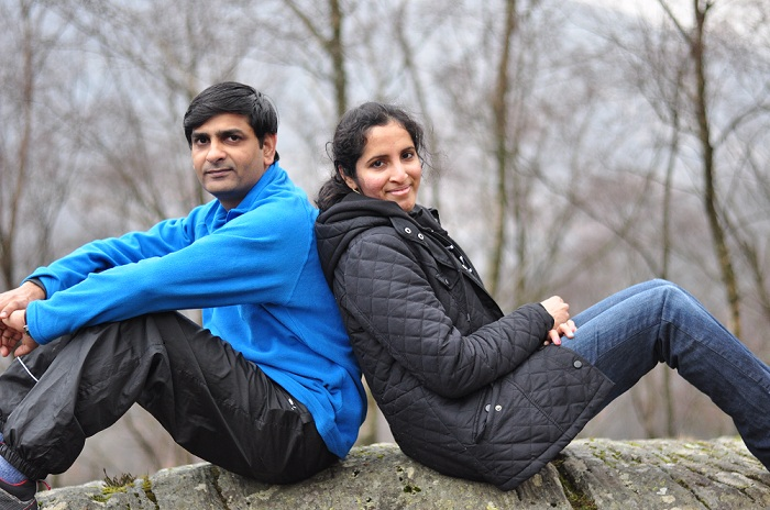 Anu & Sri 2