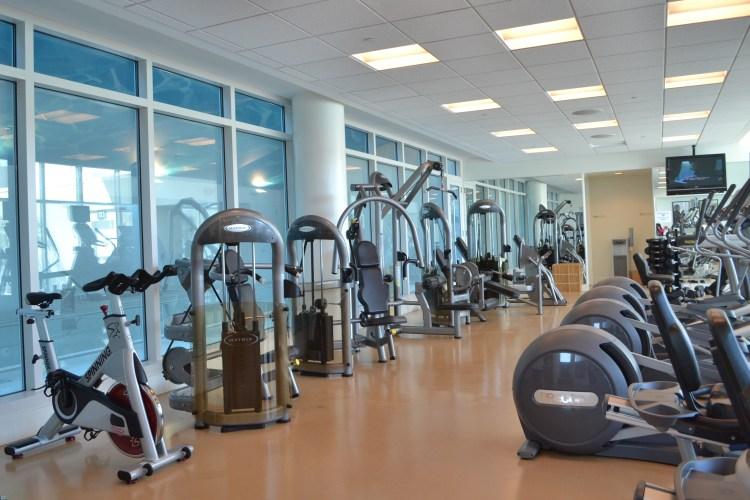 gym intercontinental san francisco