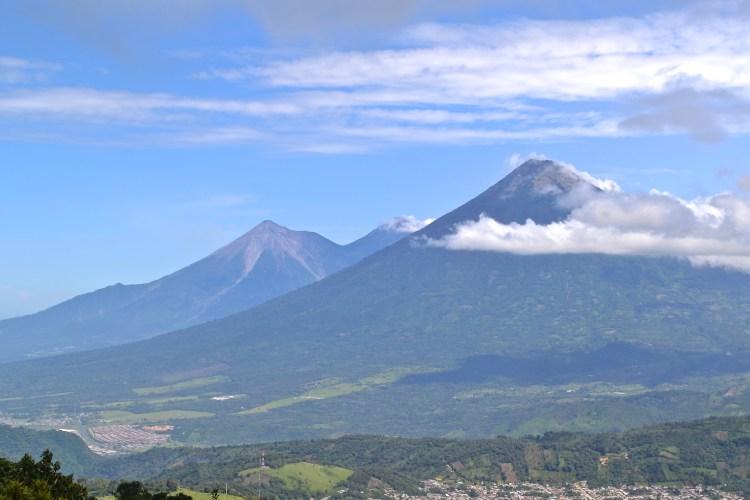 volcanoes guatemala