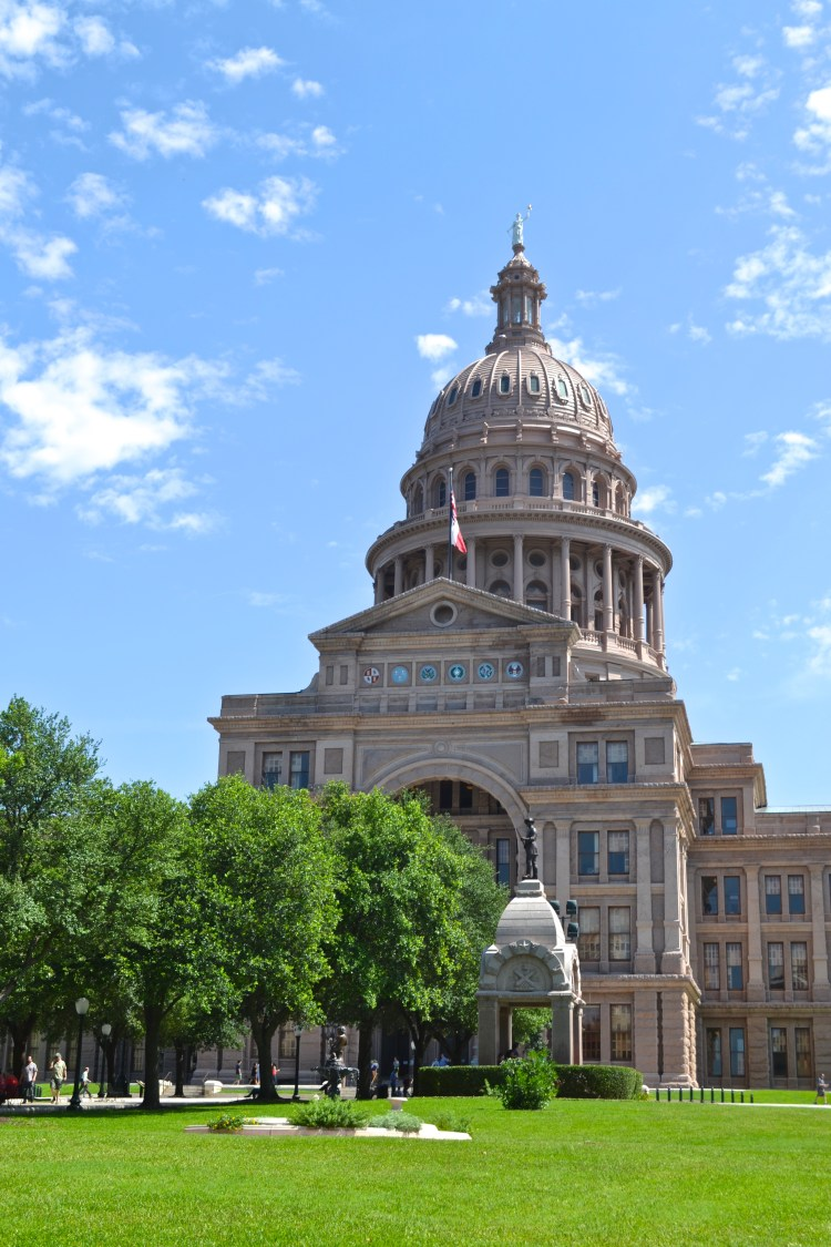 austin state capital building