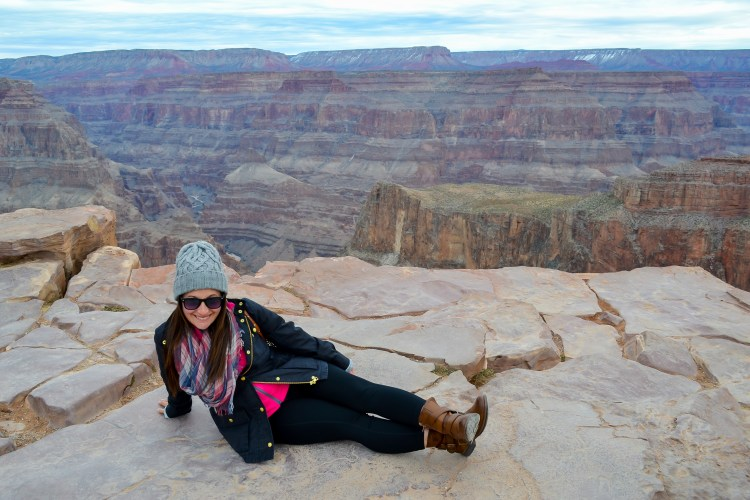 A Day Trip to the Grand Canyon West Rim | www.apassionandapassport.com