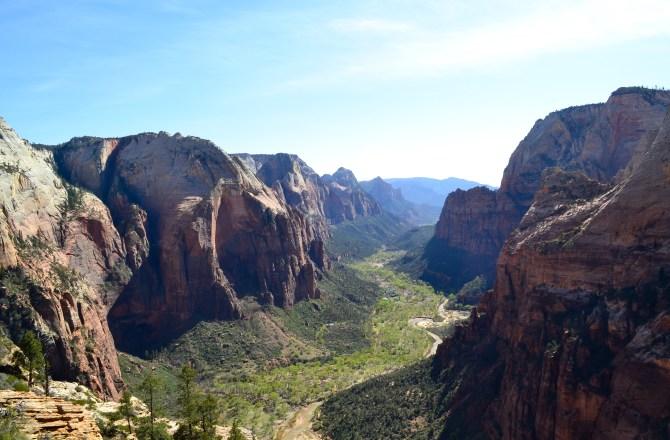 Angels Landing: Climbing 5,790 Feet Above Zion National Park