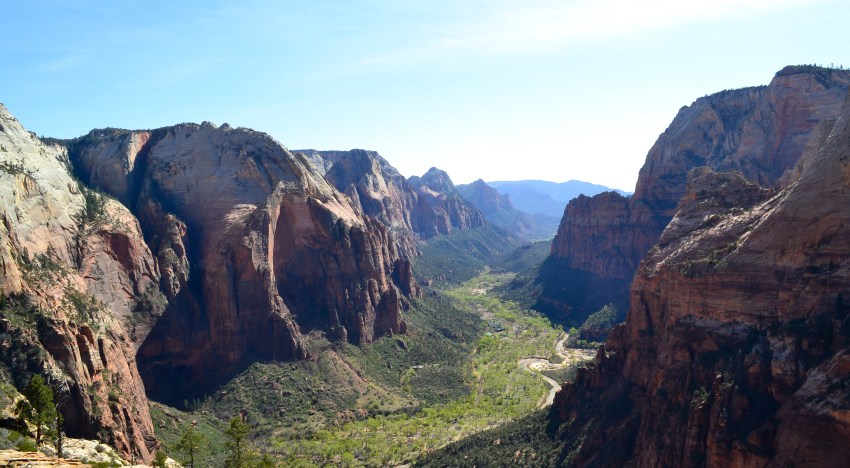 Angels Landing: Climbing 5,790 Feet Above Zion National Park