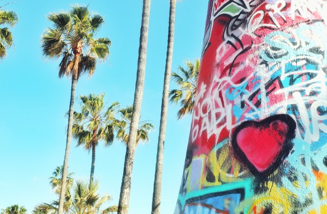 The Cool Girl's Guide to LA + Santa Monica (Long Weekend Itinerary)