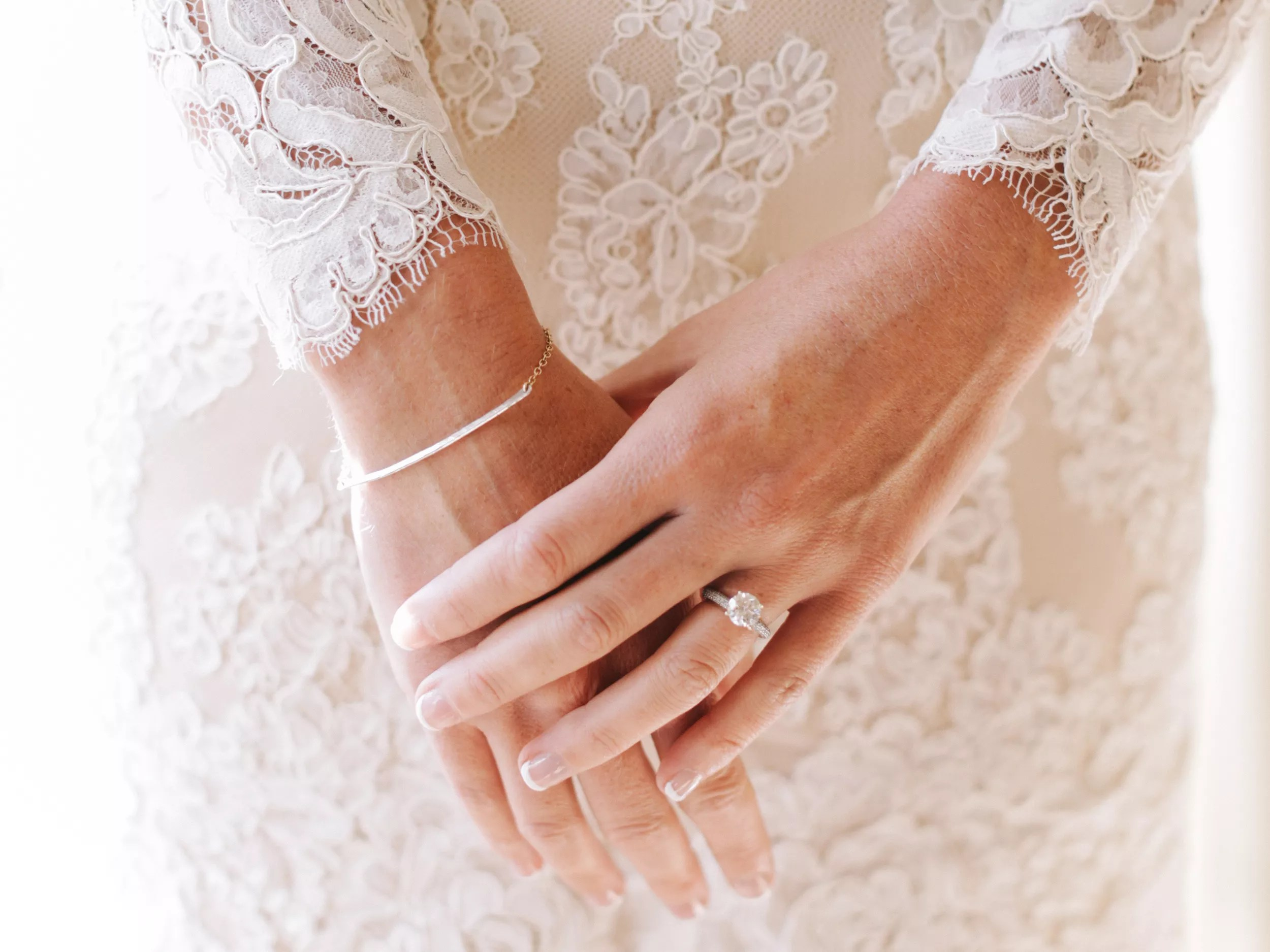 brilliant tips how to choose a diamond shape wedding bands for nurses