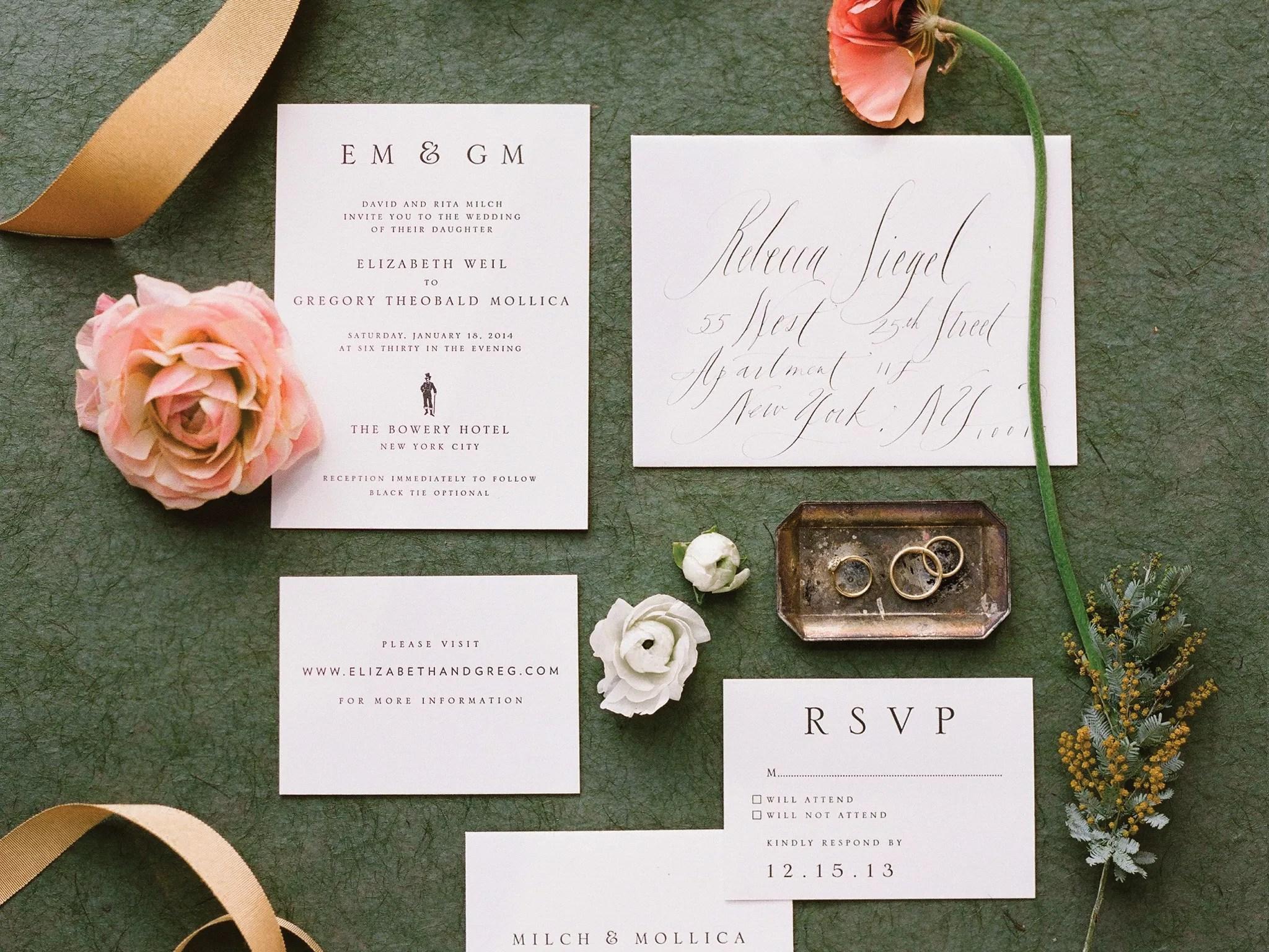 wedding invitations etiquette wedding invitation envelopes