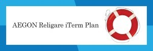 cheapest online life insurance term plan - aegon iterm plan