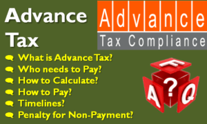 Advance Tax Payment - New Rules in Budget 2016