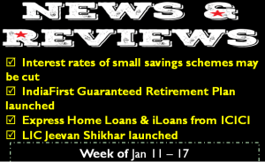Personal Finance News & Reviews – Week of January 11 - 17 , 2016