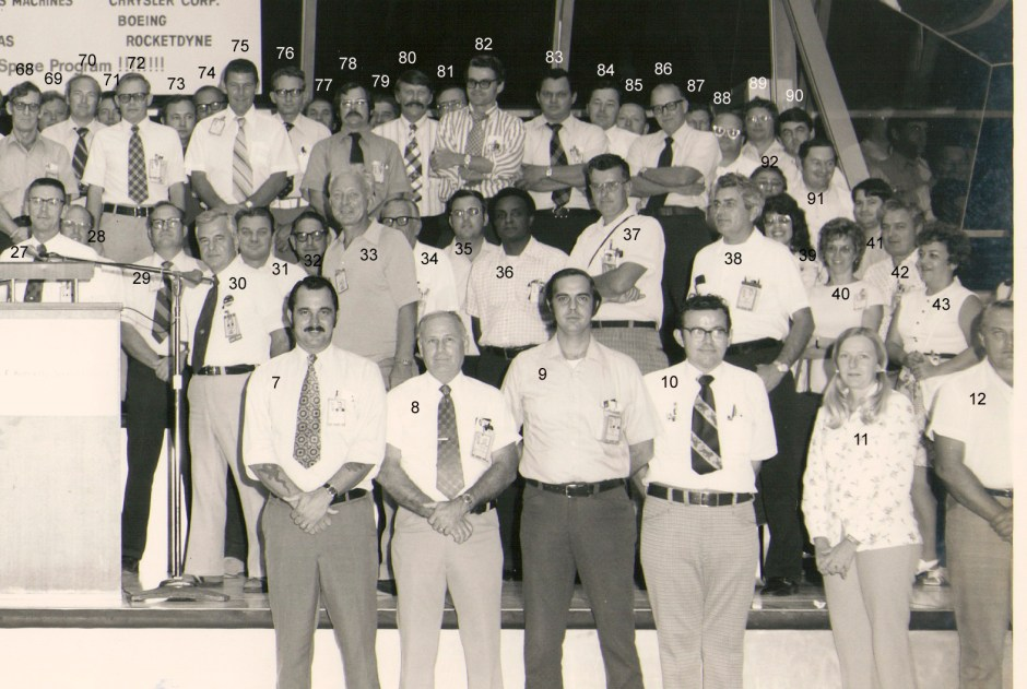 IBM Contractors, right side of picture