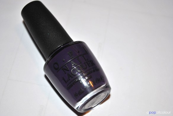 purple polish