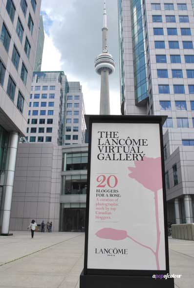 virtual gallery board cn tower