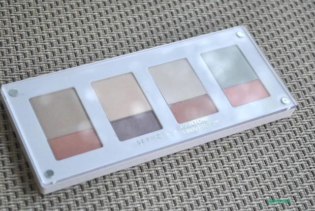Sephora, Pantone Universe, Daybreak eyeshadow palette