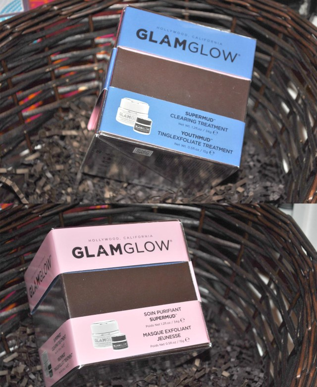 Glam glow boxes