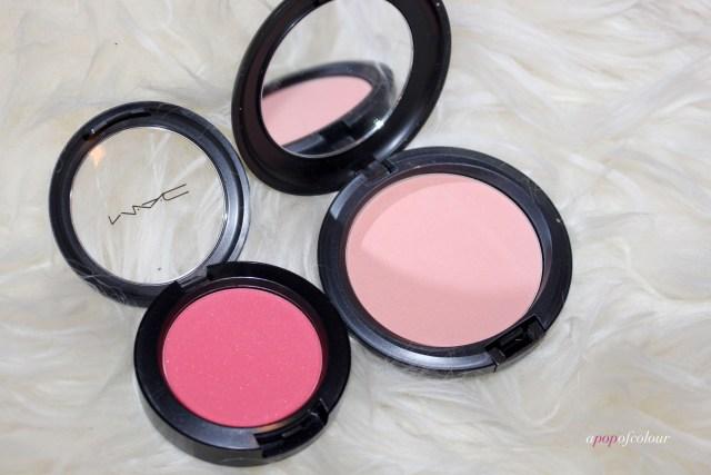 blush and beauty powder