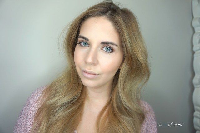 Look wearing the Laura Mercier Flawless Fusion Ultra-Longwear Foundation