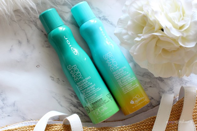 Joico Body Shake and Beach Shake texturizing sprays
