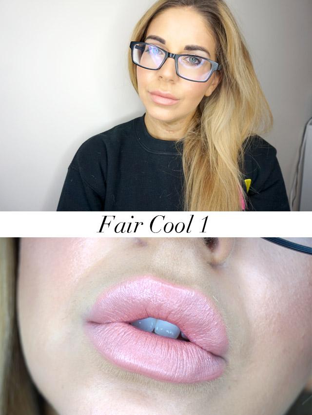 Ton Cosmetics Fair Cool 1 nude