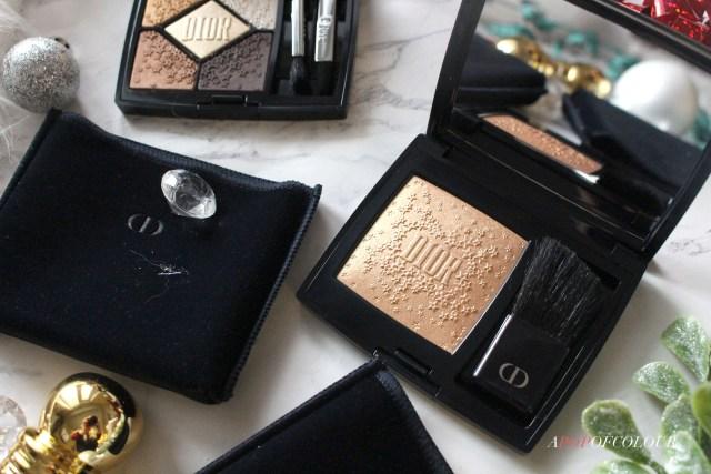 Dior Midnight Wish palettes