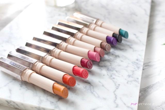 Fenty Beauty Mattemoiselle lipsticks new shades