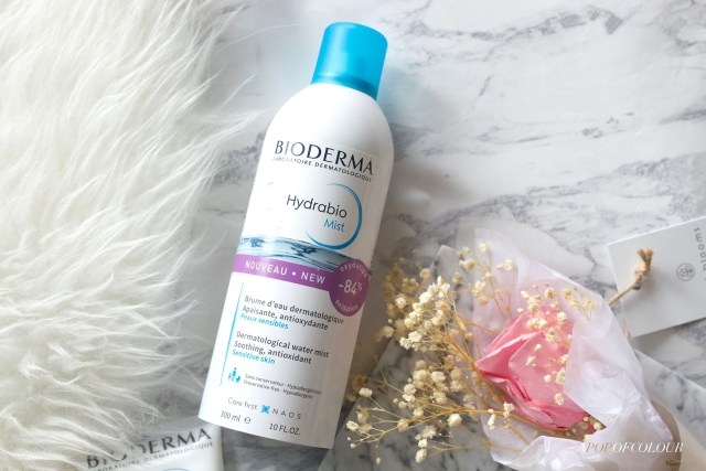 Bioderma Hydrabio facial spray