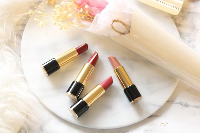 Lancome L'absolu Rouge lipsticks