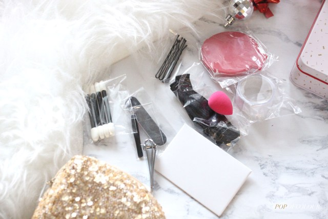 Quo Beauty on the Go kit