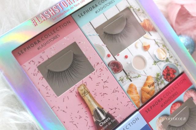 Sephora Collection Lash Stories eyelash set