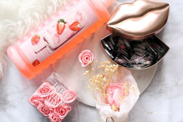 Avon Valentine's Day items