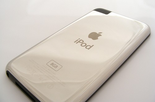 how to set up ipod touch for child