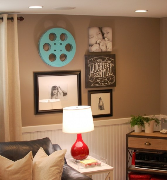 Basement decorating ideas