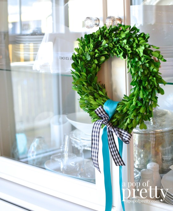 French inspired Christmas decor 8