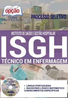 Apostila - TÉCNICO EM ENFERMAGEM - Concurso ISGH 2016
