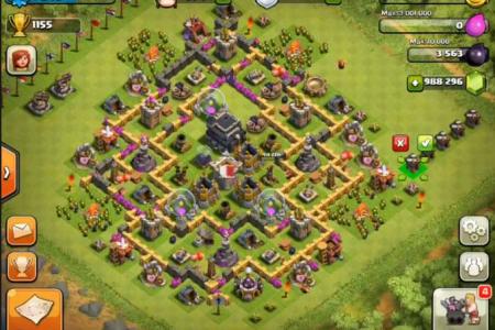 clash of clans hack tool 2014 apk screenshot 4