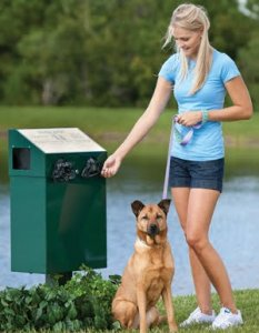 choose the right dog waste station