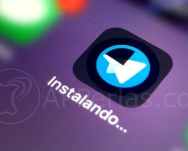 Telegram 3.3 actualización